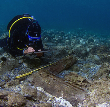 Danish archaeologist discovers the remains of ancient naval base in Athens
