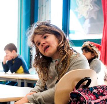 Klassens dygtige elev kommer ofte i klemme